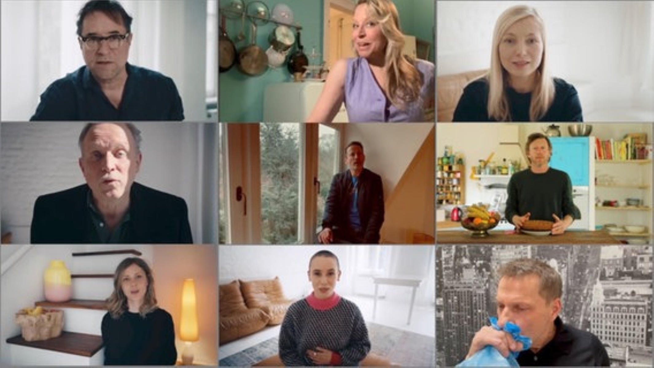 """""""Κλείστε τα όλα"""": Σάλος στη Γερμανία με τη σατιρική καμπάνια για τον κορονοϊό (video)"""