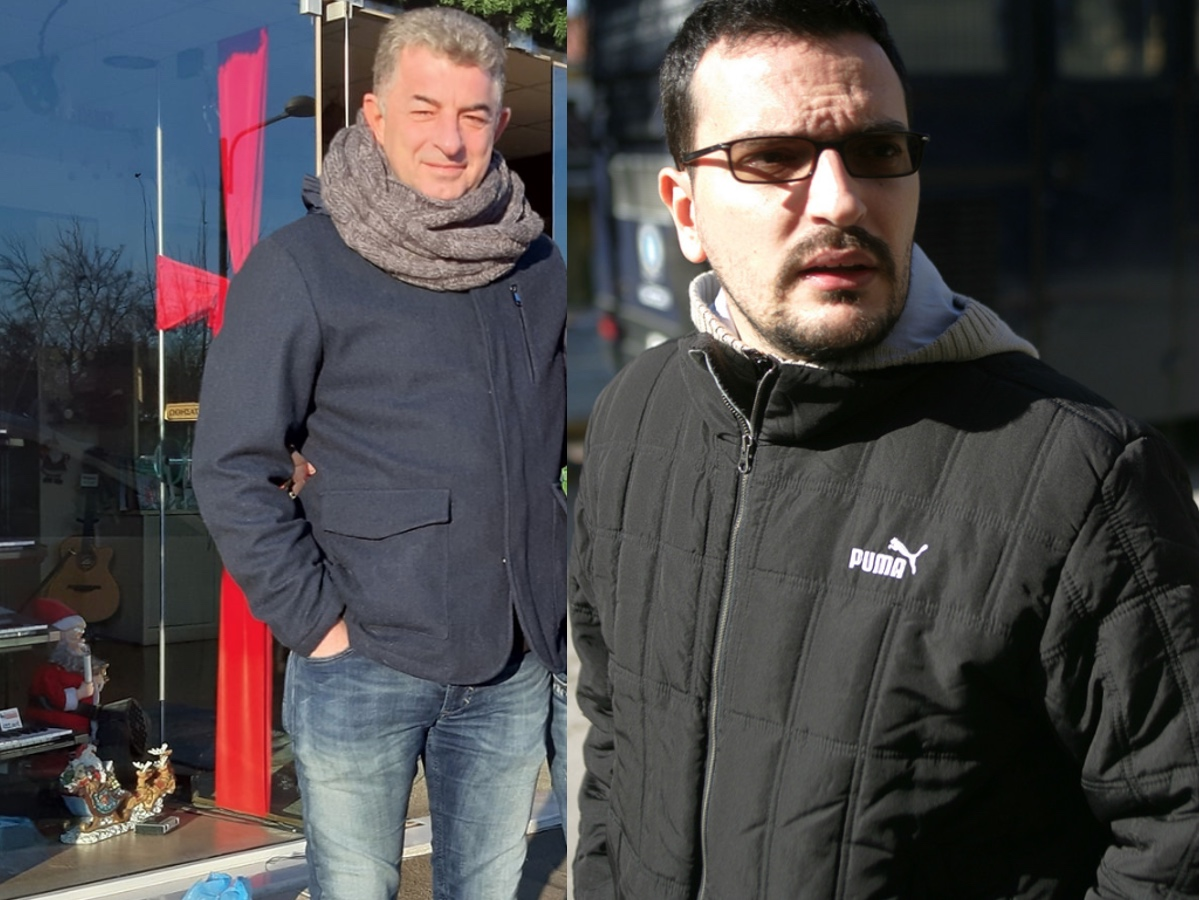 Γιώργος Καραϊβάζ – Σωκράτης Γκιόλιας: Οι δυο δημοσιογράφοι που δολοφονήθηκαν στην Ελλάδα