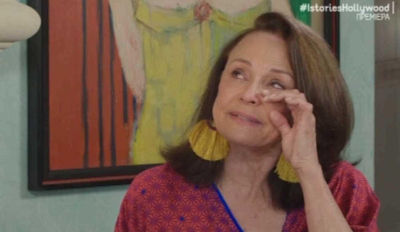 """Καθηλώνει η Κορίνα Τσοπέη:  """"Είδα τον άντρα μου, μετά τον θάνατο του, και σταμάτησε η καρδιά μου"""""""