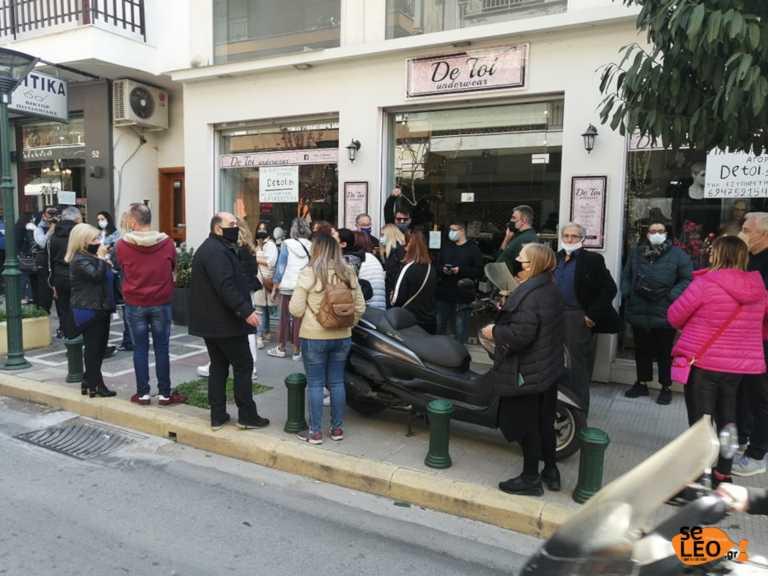 «Βράζει» η Θεσσαλονίκη: Συγκέντρωση διαμαρτυρίας και έκτακτες συσκέψεις - Δεκάδες καταστηματάρχες θα ανοίξουν παρά τα μέτρα (pics, video)