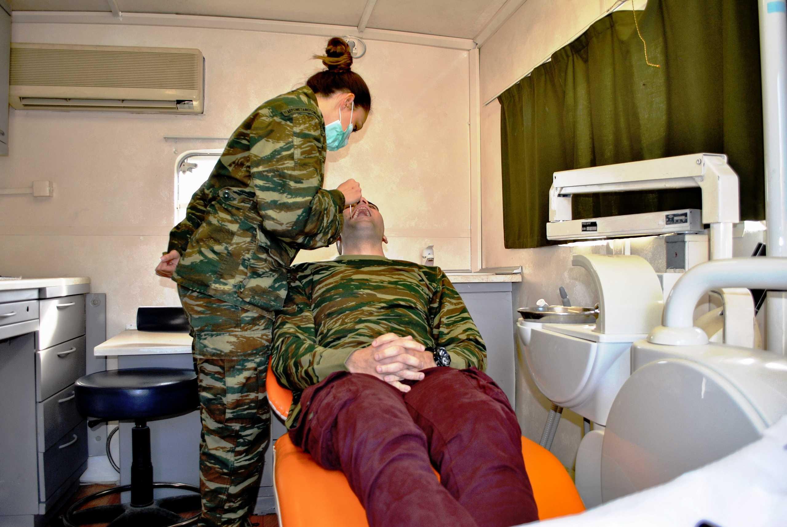 Ένοπλες Δυνάμεις: Σε μοριακό τεστ υποβάλλονται οι υπόχρεοι κατάταξης με τη νέα ΕΣΣΟ