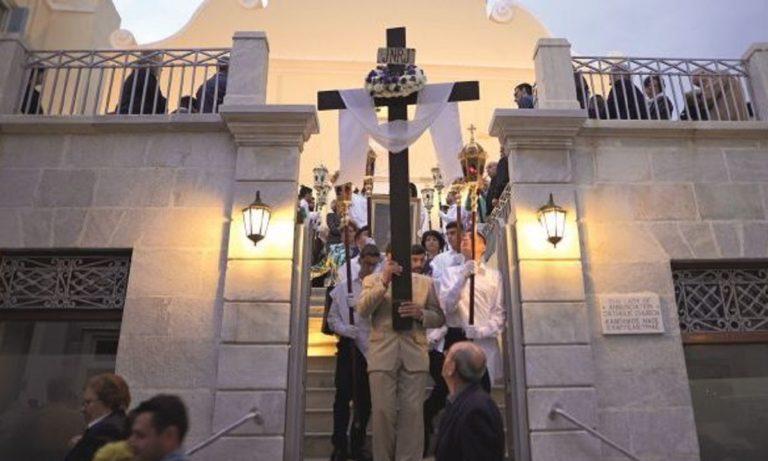 Σε αυτό το μέρος Ορθόδοξοι και Καθολικοί γιορτάζουν μαζί το Πάσχα