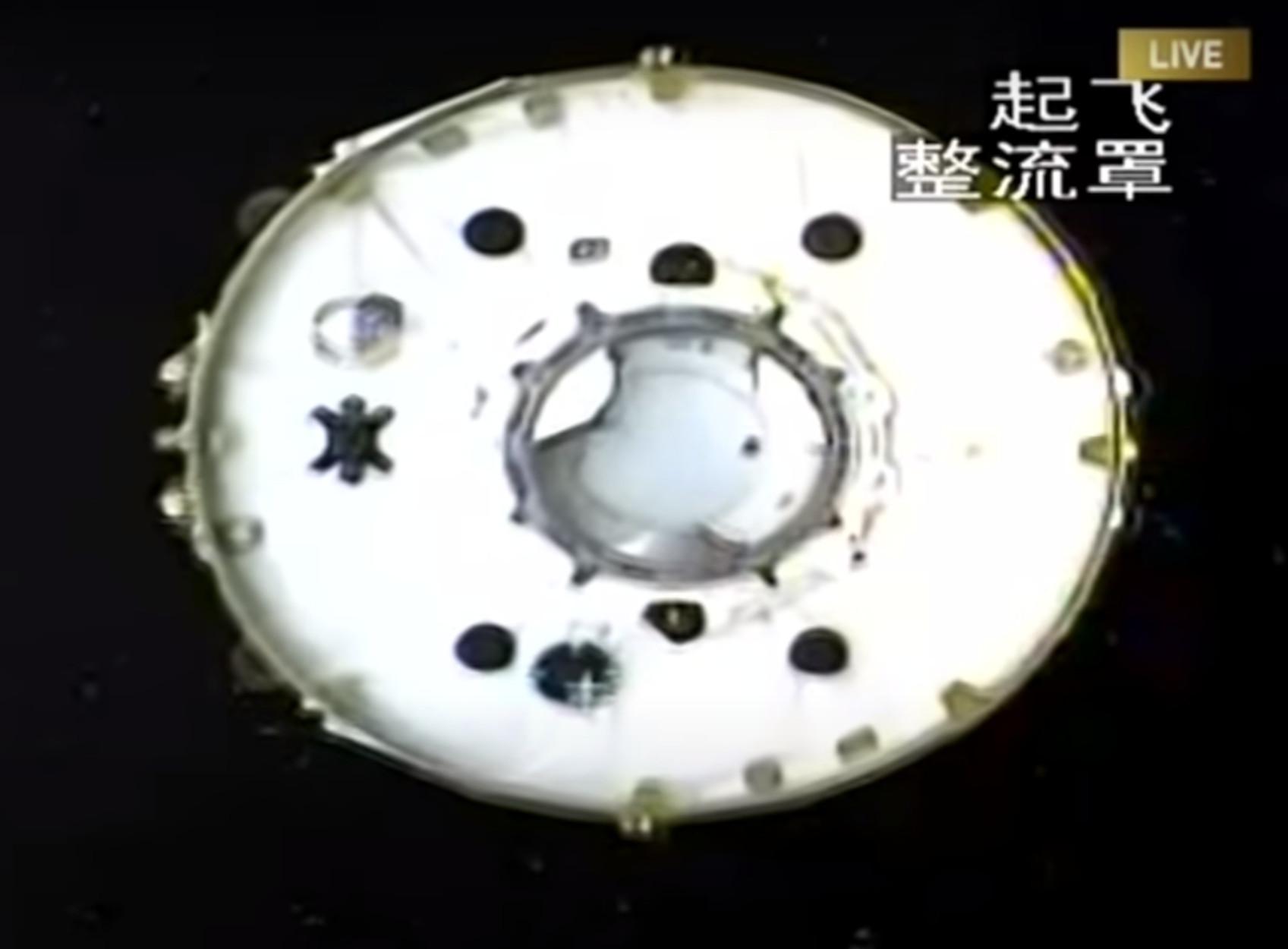 Η Κίνα έθεσε σε τροχιά το πρώτο κομμάτι του διαστημικού σταθμού της (video)