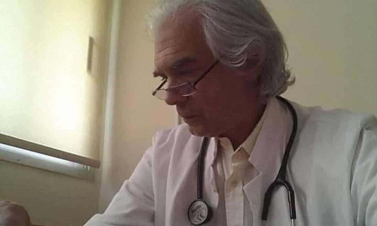 Θλίψη για τον Μιχάλη Κόμη – Ο πνευμονολόγος του Θριάσιου έφυγε μαχόμενος