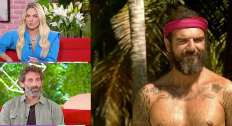 """Γιώργος Κοψιδάς: """"Εγώ ήμουν ίδιος από την αρχή μέχρι το τέλος στο Survivor"""""""
