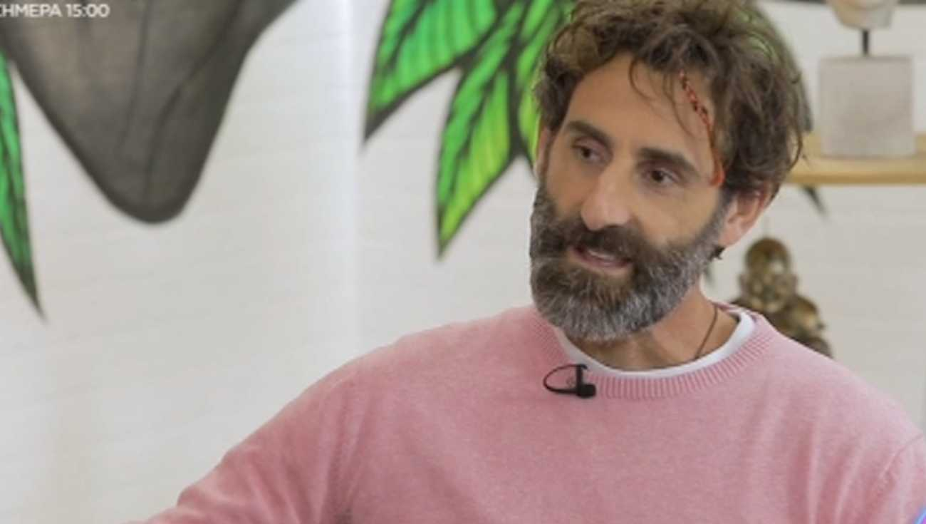 """Γιώργος Κοψιδάς: """"Το ποσό που πήρα ήταν ένα ισχυρό κίνητρο για να πάω στον Άγιο Δομίνικο"""""""