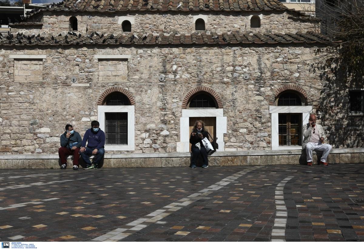 Κορονοϊός: Χάος στην Αττική των 1812 κρουσμάτων – 554 στη Θεσσαλονίκη, 139 στη Λάρισα – Ο χάρτης της διασποράς