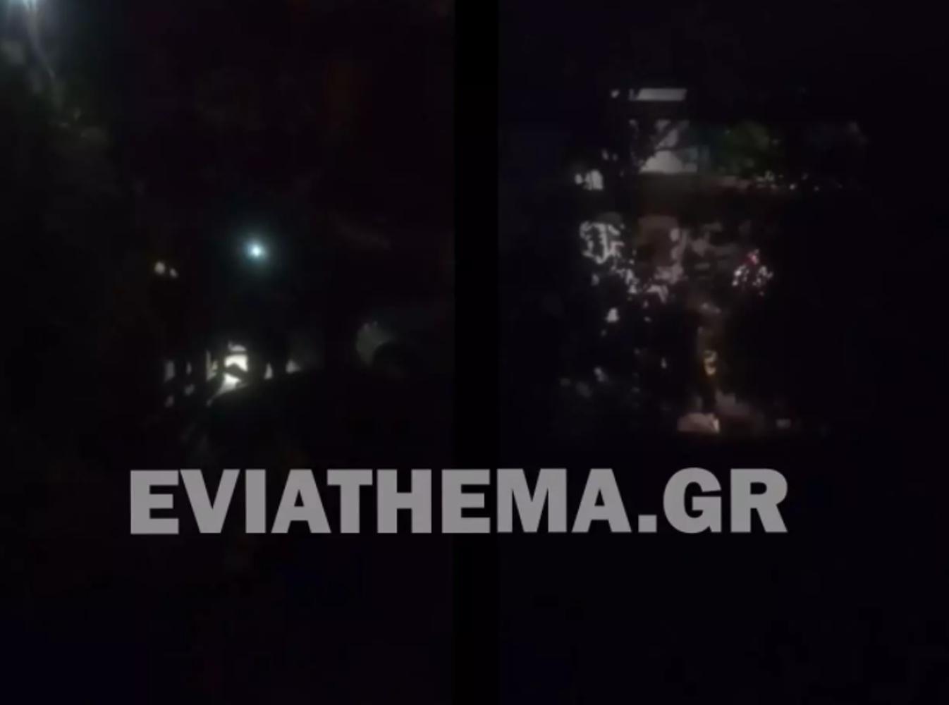 Εύβοια: Κορονοπάρτι με 100 άτομα στη Νέα Αρτάκη – Έφυγε η αστυνομία και συνέχισαν