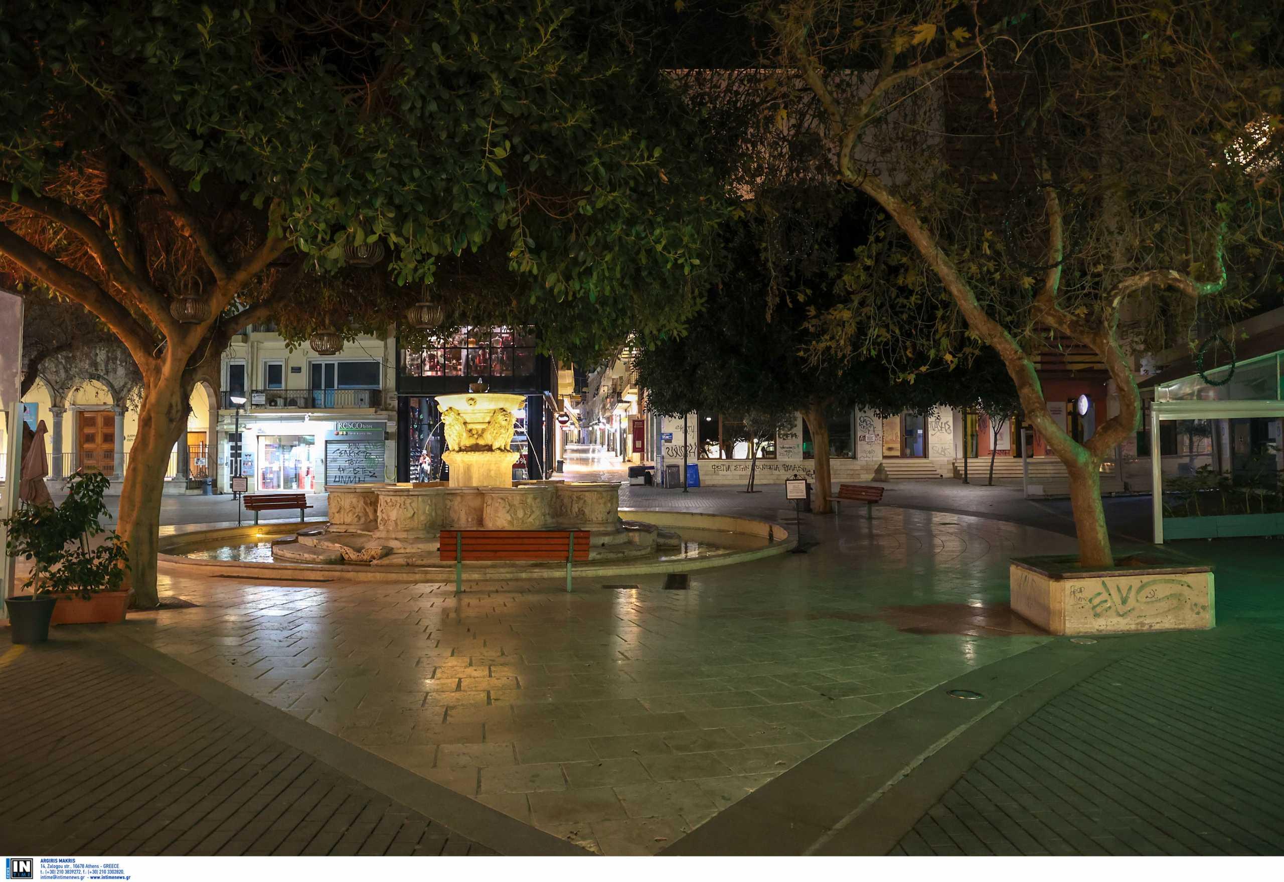 Κρήτη: Ο δήμος Αγίου Νικολάου τοποθετεί απινιδωτές σε δημόσιους χώρους