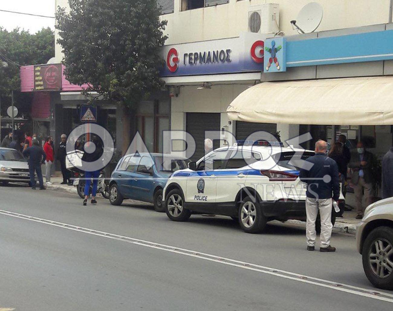 Σοκ στην Κυπαρισσία: 72χρονος πυροβόλησε και σκότωσε ιδιοκτήτη καταστήματος