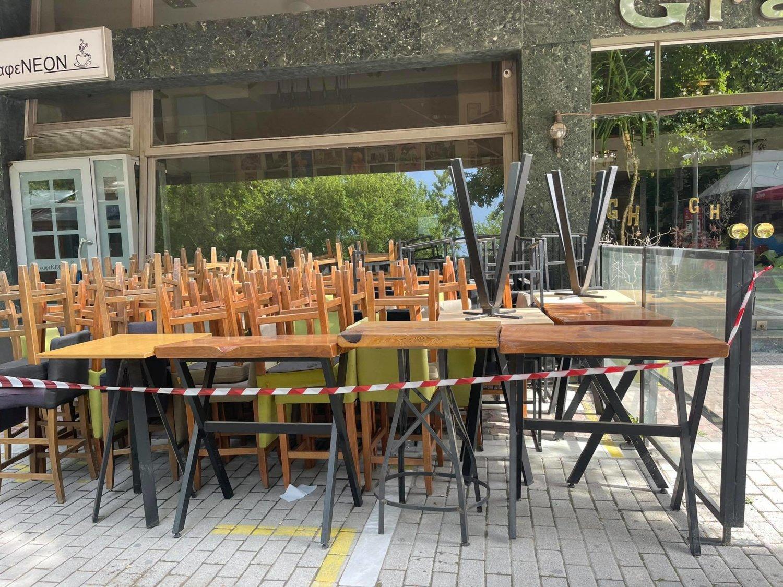 Λάρισα: Ανεβάζουν ρυθμούς οι ιδιοκτήτες εστιατορίων – Στην τελική ευθεία για το άνοιγμα (pics)