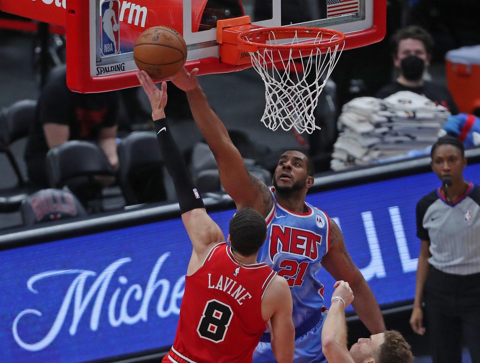 Ήττες έκπληξη για Νετς και Σίξερς – Τα αποτελέσματα στο NBA (video)