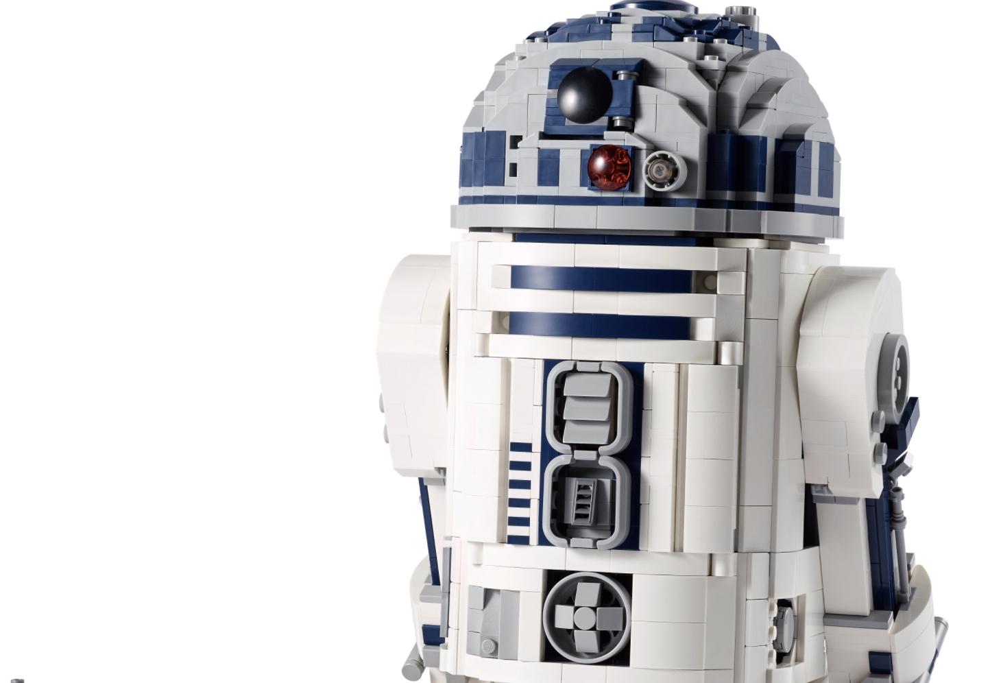 Ένα σετ Lego R2-D2 για τα 50 χρόνια της Lucasfilm