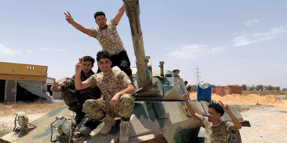 Λιβύη: Ποια αποχώρηση μισθοφόρων; Στη χώρα είναι 11 χιλιάδες «μαχητές» του Ερντογάν!