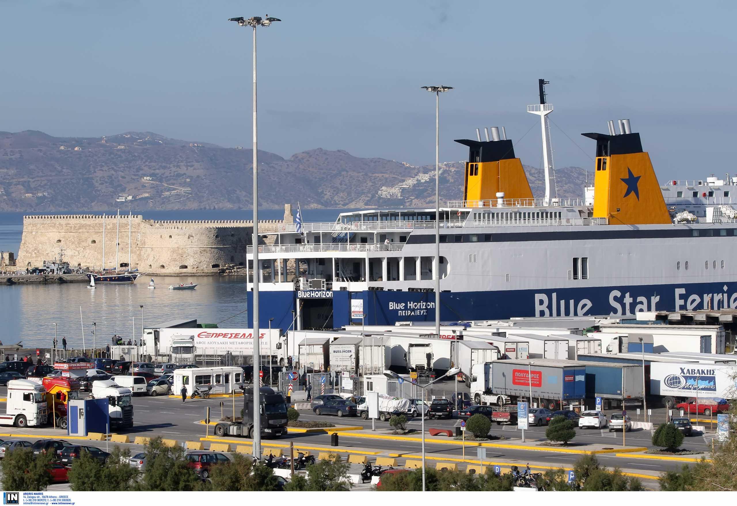 Ηράκλειο: Πάρκαρε στο γκαράζ του πλοίου και πέθανε – Τον βρήκαν νεκρό λίγο πριν την αναχώρηση