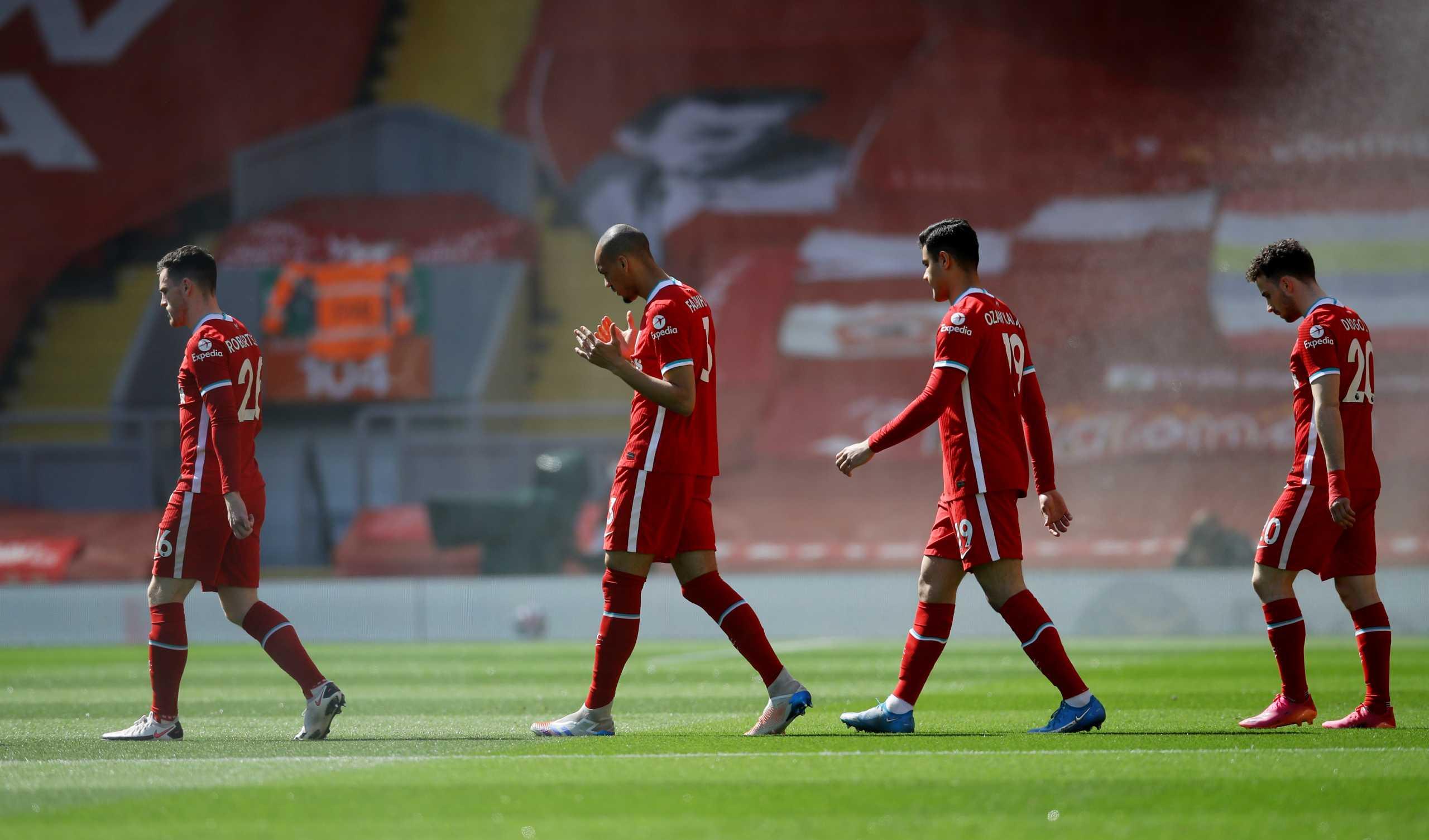 Premier League: Σοκ στο 95′ για τη Λίβερπουλ