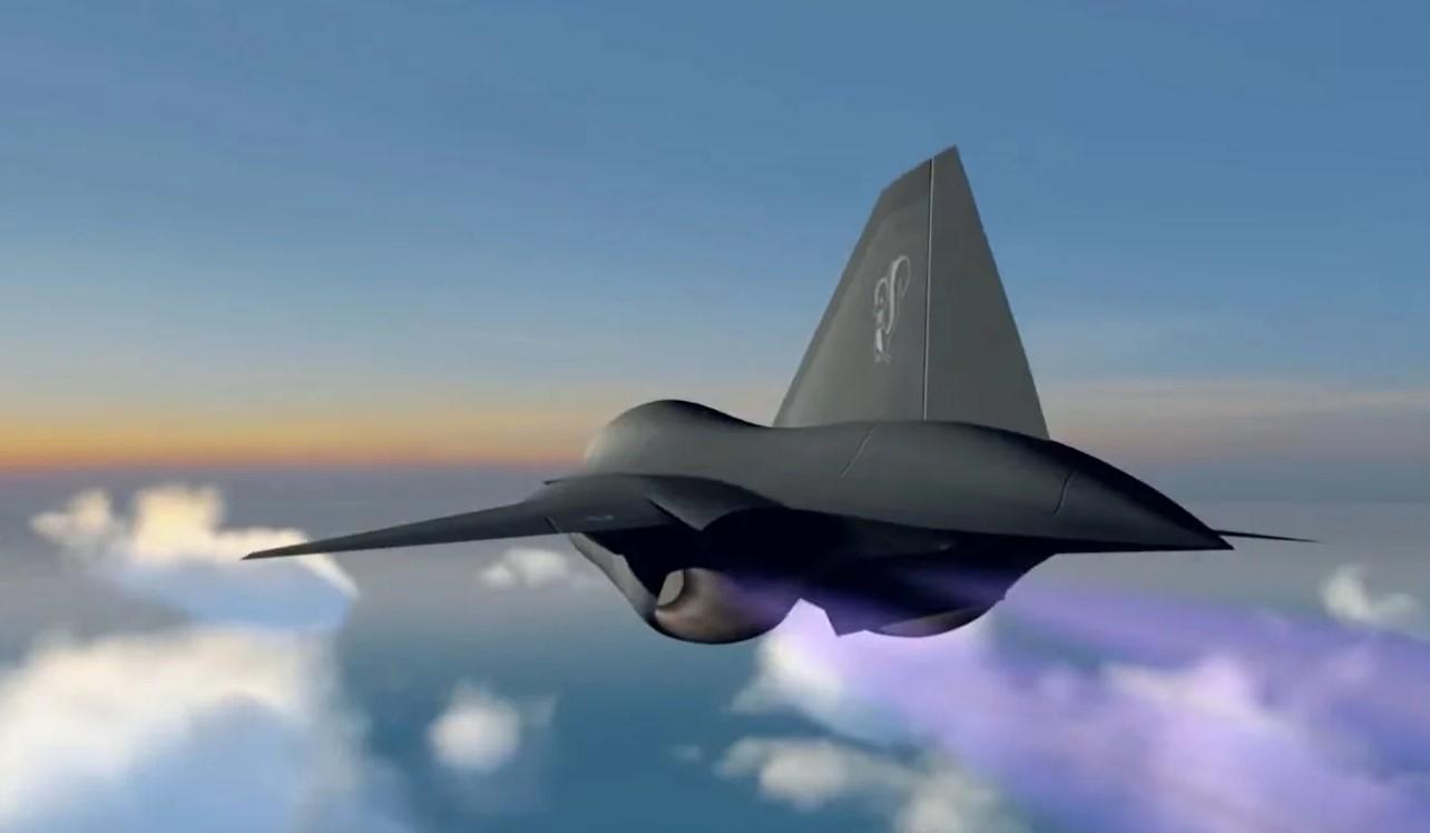 ΗΠΑ: «Πράσινο φως» σε μυστήριο εξοπλιστικό πρόγραμμα για αεροσκάφος μεγάλου υψομέτρου [pic]