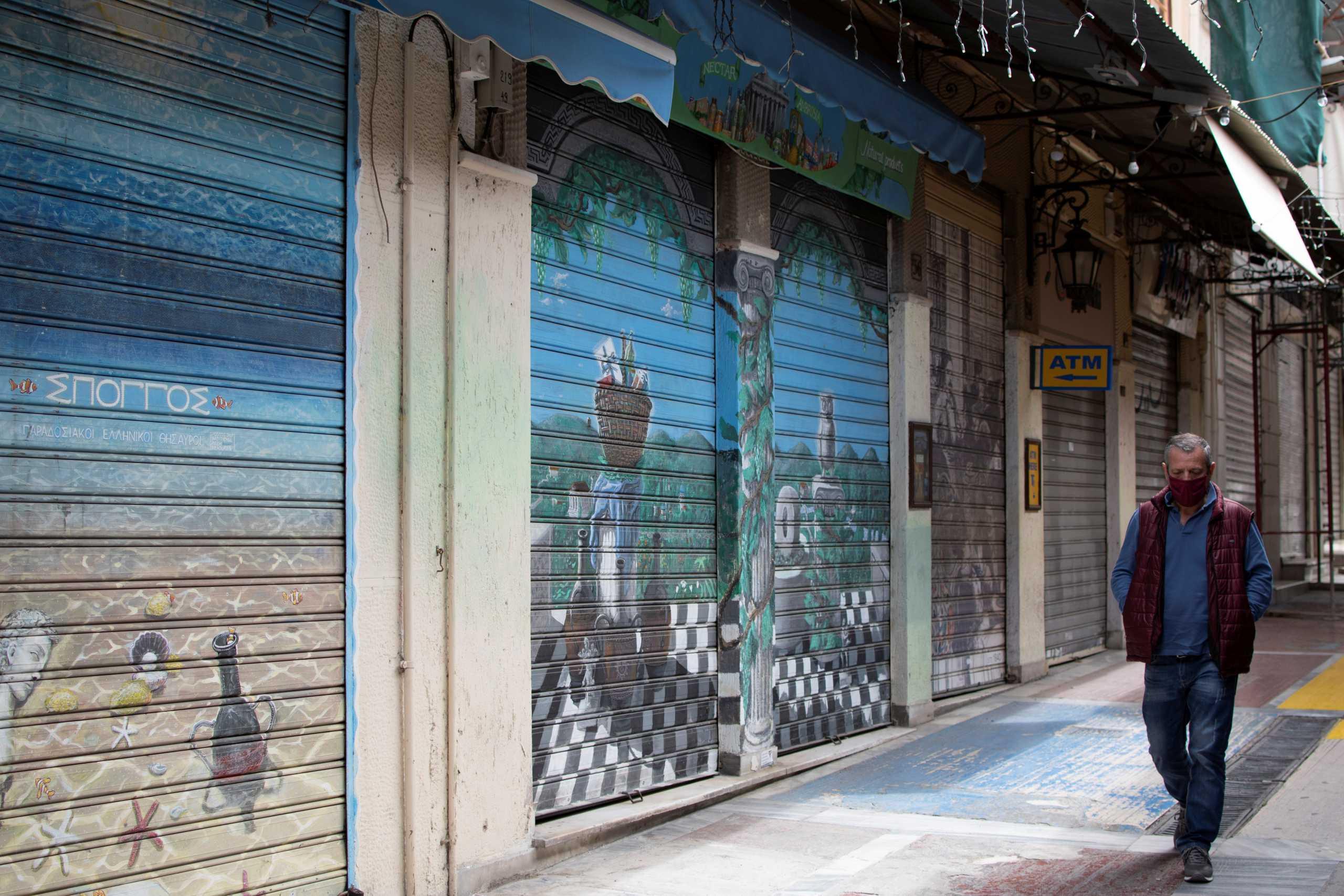Νέο πακέτο στήριξης για τις κλειστές επιχειρήσεις τον Απρίλιο ανακοινώνει η κυβέρνηση
