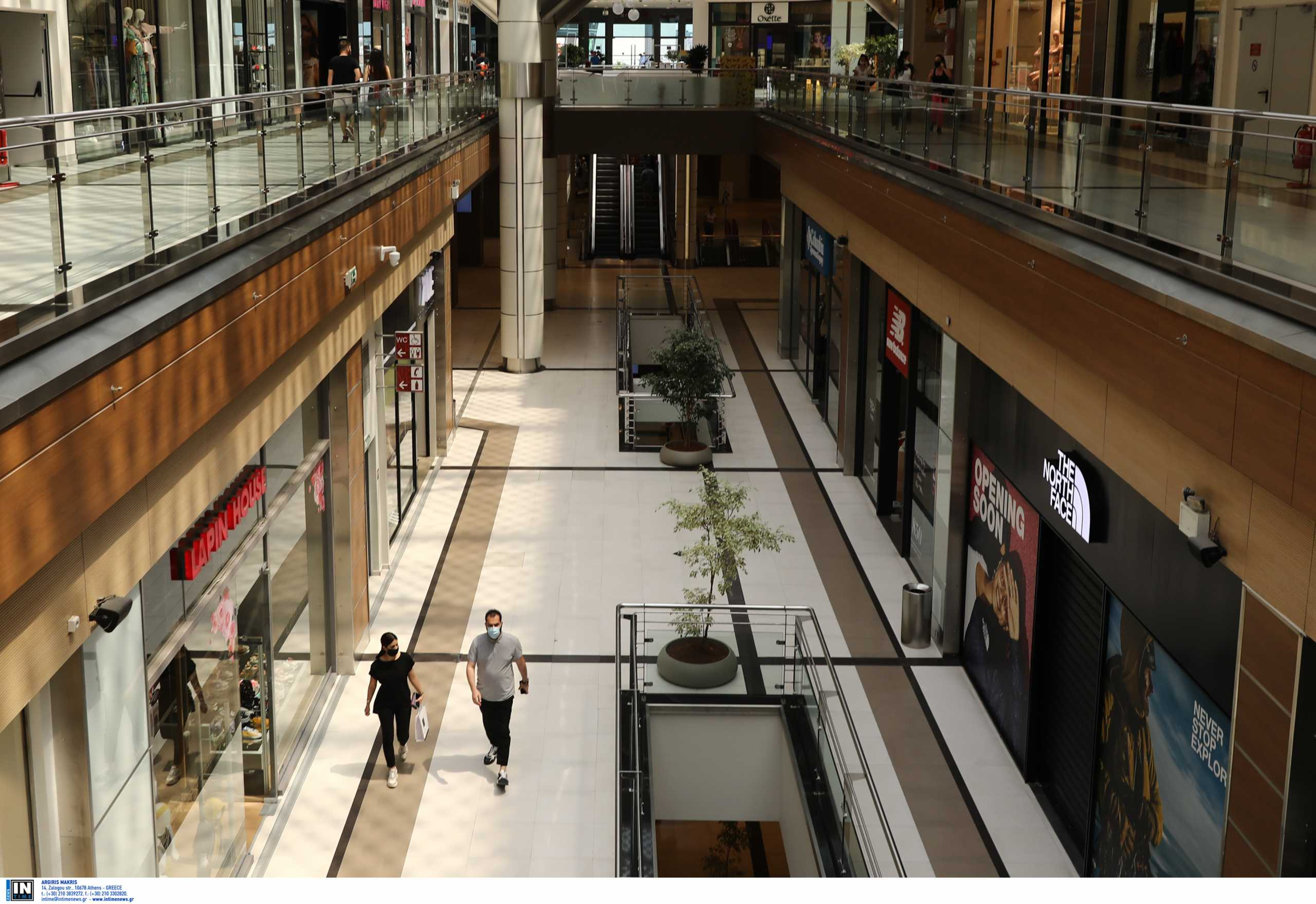 Λιανεμπόριο: «Κλειστές» παραμένουν Πάτρα και Θεσσαλονίκη – Πως θα ανοίξουν mall και outlet στις «κόκκινες» περιοχές