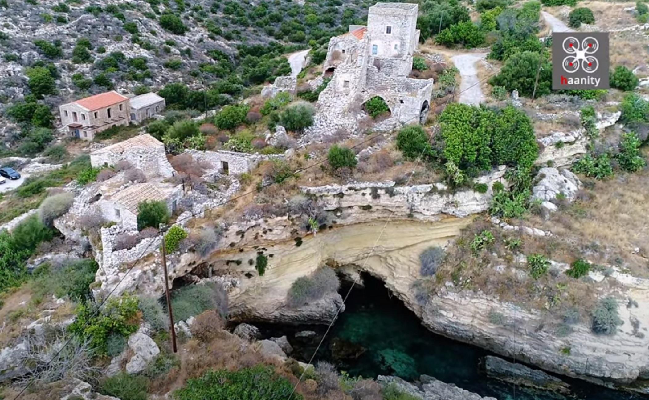 Μάνη: Αυτά είναι τα δαιδαλώδη υπόγεια που έκρυβαν θησαυρούς ανεκτίμητης αξίας του 18ου αιώνα (video)