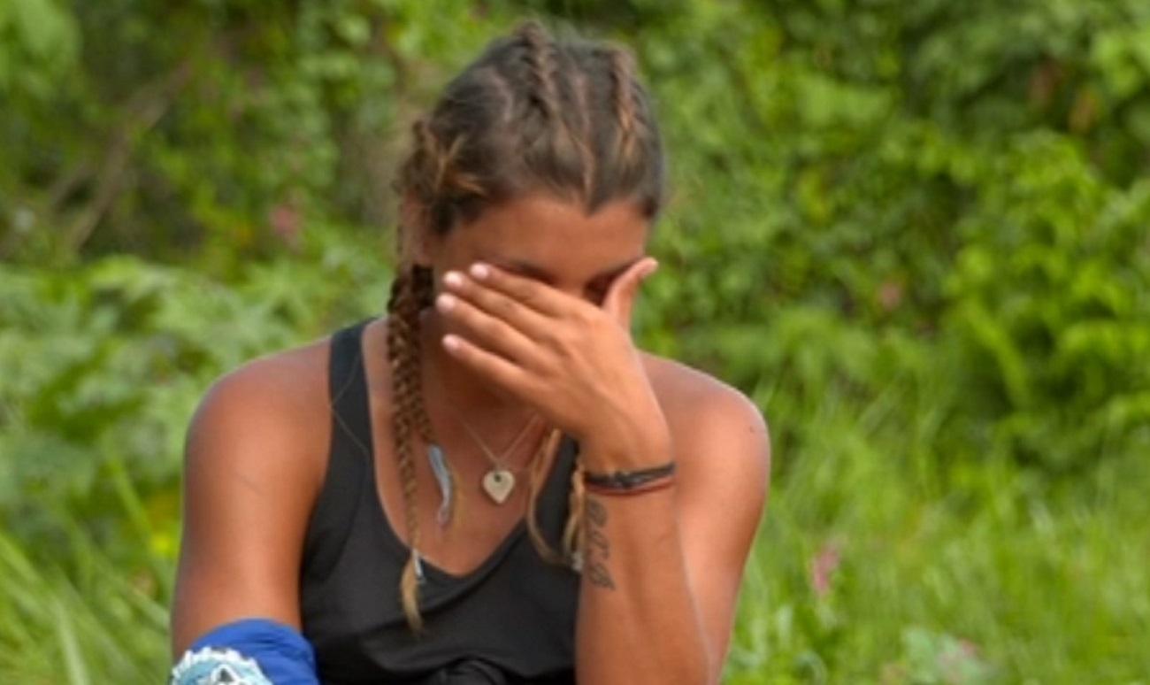 Survivor: Ξέσπασε σε κλάματα η Μαριαλένα, η μπλε ομάδα την έκανε πέρα