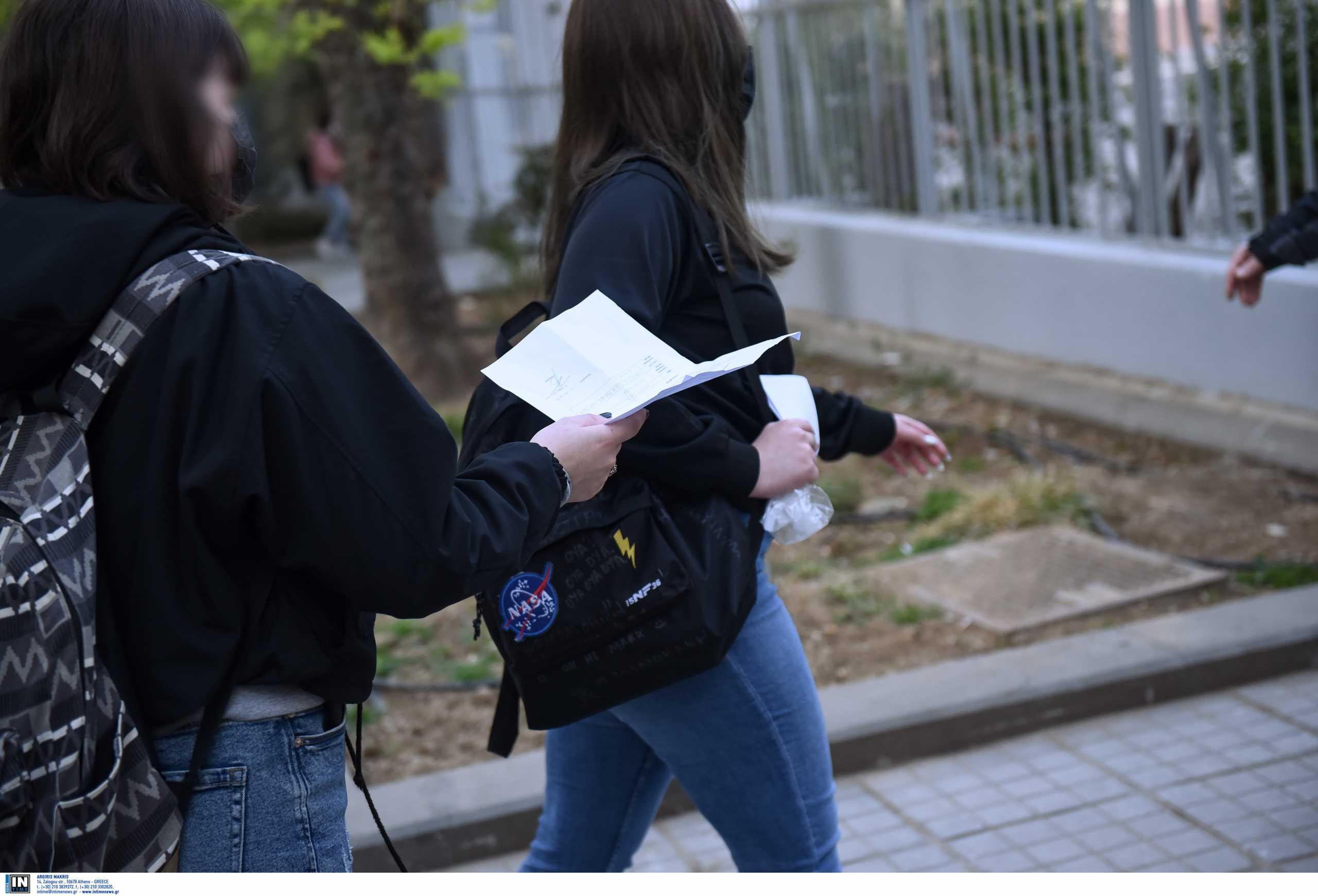 Θεσσαλονίκη: Οι ανησυχίες των μαθητών που επέστρεψαν στα σχολεία τους – «Δεν είμαστε έτοιμοι» (video)