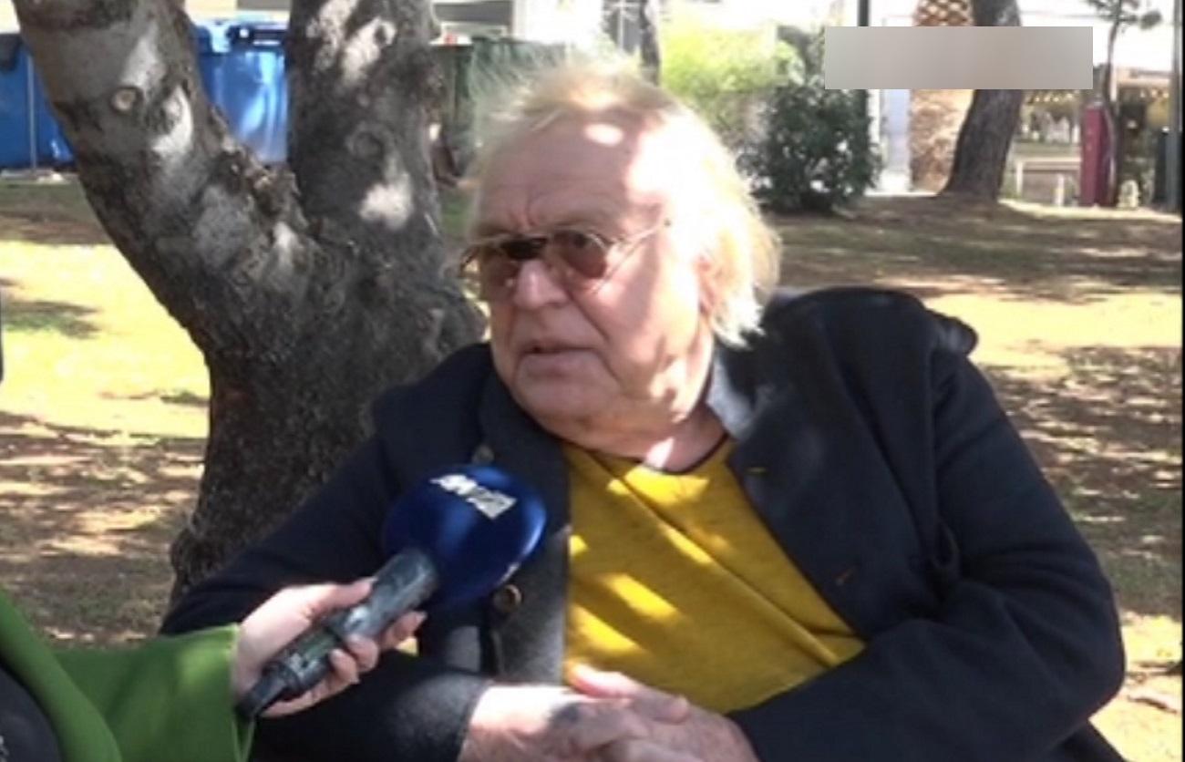Μεγακλής Βιντιάδης: «Λόγω του ποτού γινόμουν εριστικός και νευρικός, πλέον δεν πίνω τίποτα»