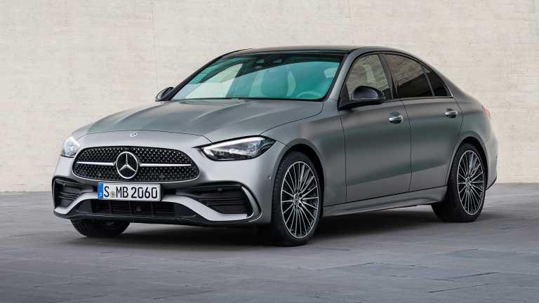 Ανακοινώθηκαν οι τιμές της νέας Mercedes-Benz C-Class στην Ελλάδα (video)