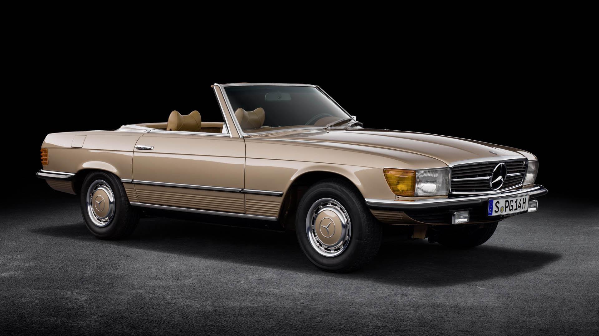 50 χρόνια από τη γέννηση ενός θρύλου της Mercedes-Benz (pics)