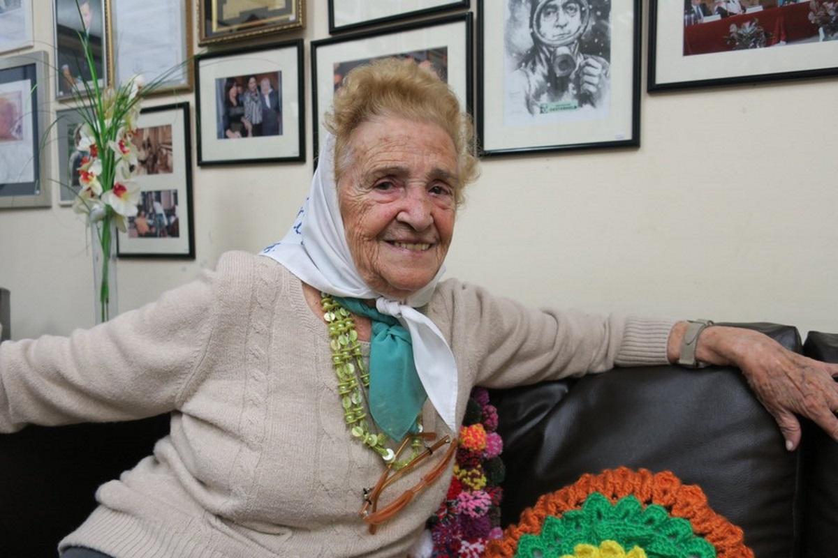 Αργεντινή: Πέθανε η αντιπρόεδρος της ένωσης Μητέρες της Πλατείας Μαΐου, Μερσέδες «Πορότα» Κολάς ντε Μερόνιο