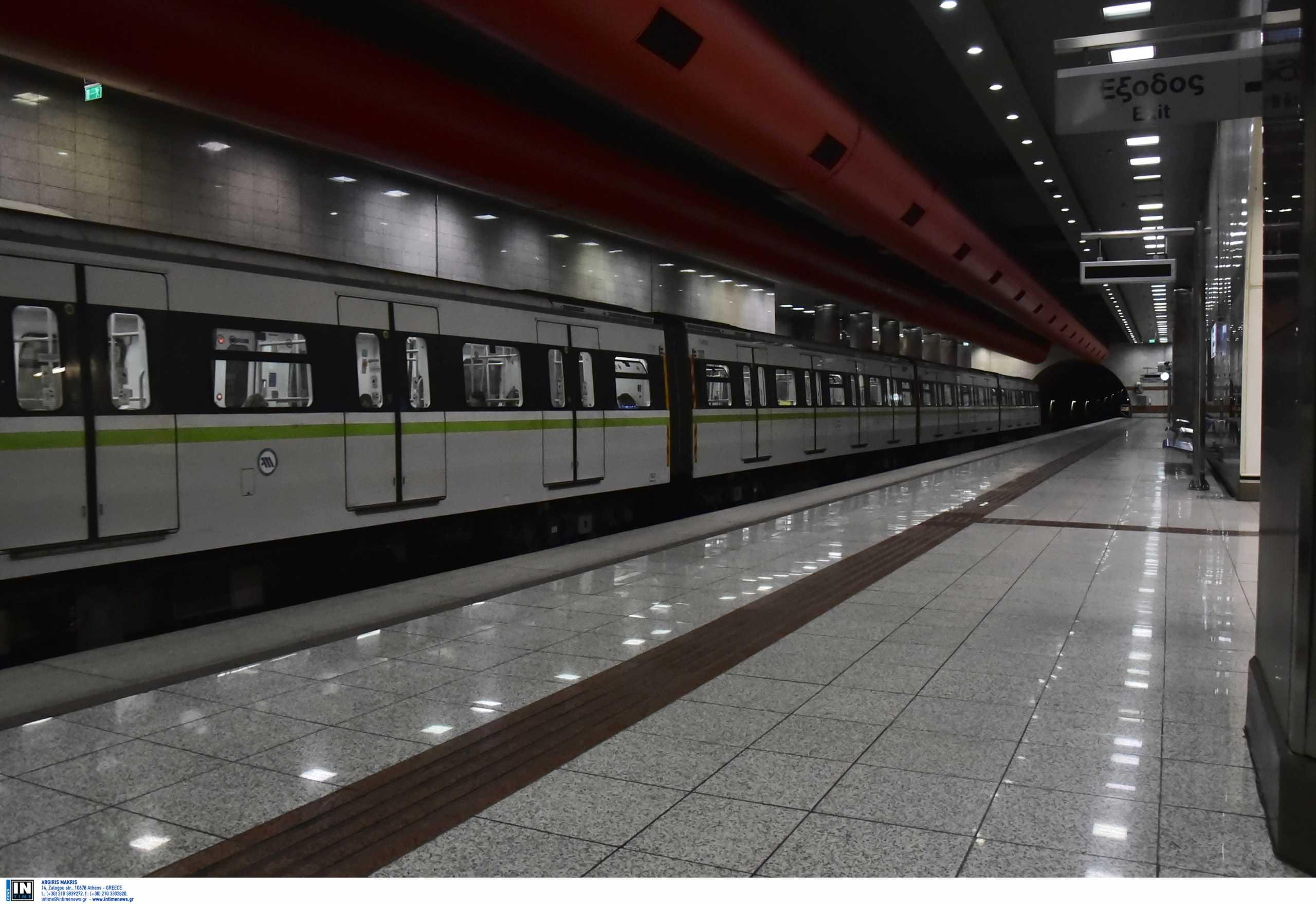 Μετρό: Στάση εργασίας την Τρίτη και 24ωρη απεργία στις 6 Μαΐου