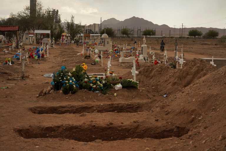 Κορονοϊός: Ακόμη 518 θάνατοι και πάνω από 5.000 κρούσματα στο Μεξικό