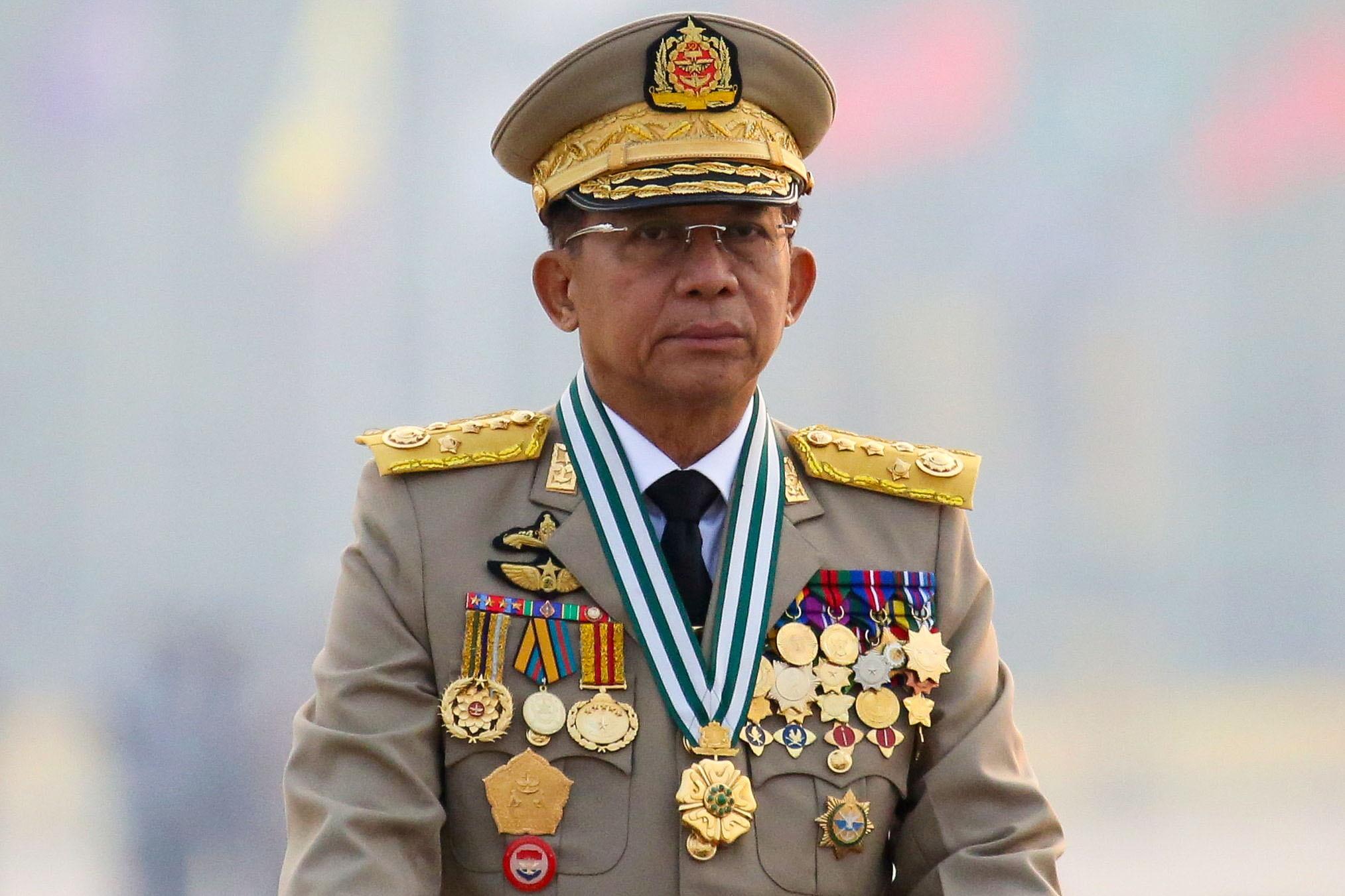 Μιανμάρ: Ο επικεφαλής της δικτατορίας θα εκπροσωπήσει τη χώρα στην σύνοδο ASEAN