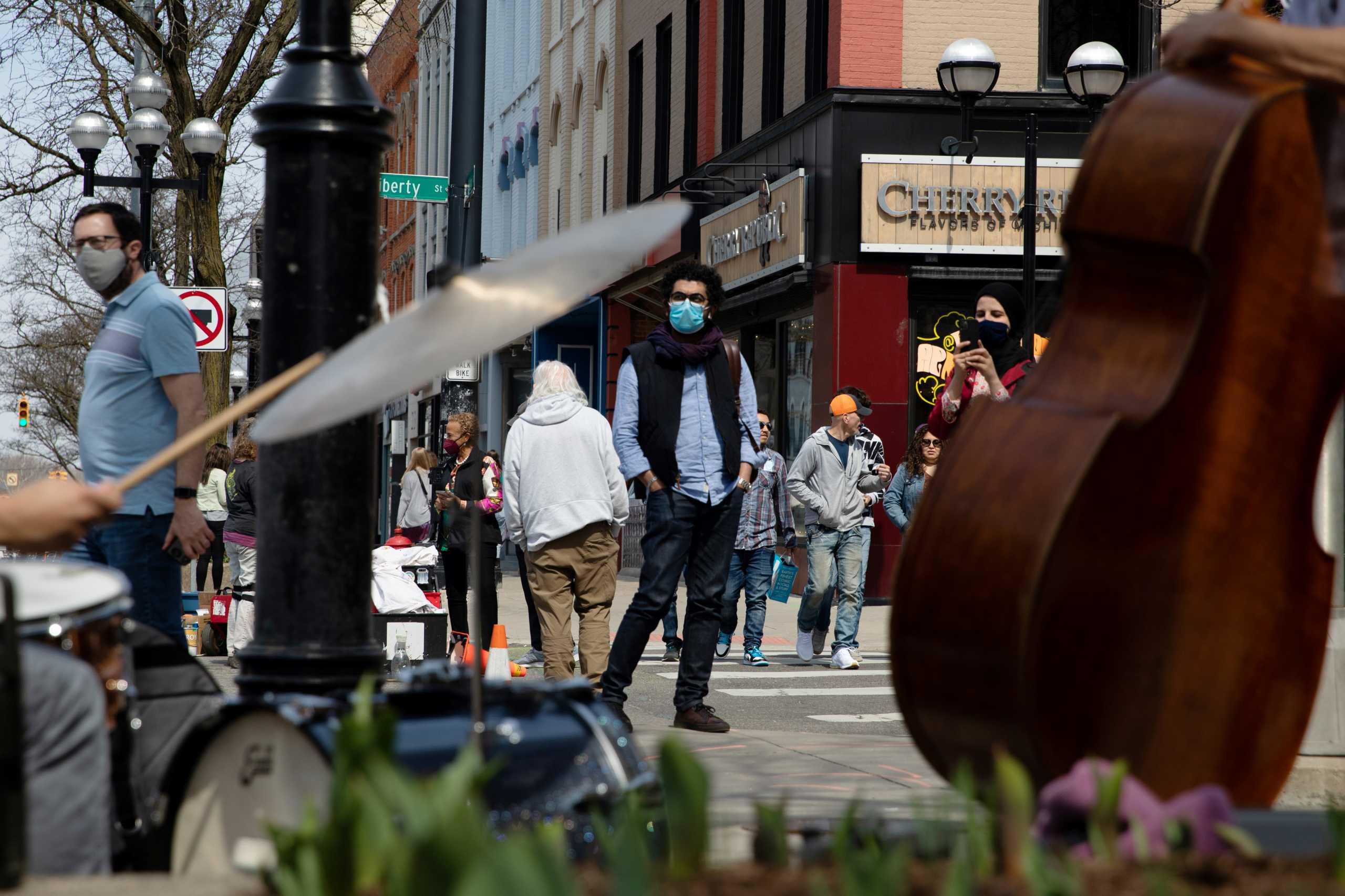 ΗΠΑ: Ρεκόρ κρουσμάτων κορονοϊού στο Μίσιγκαν μετά από 5 μήνες