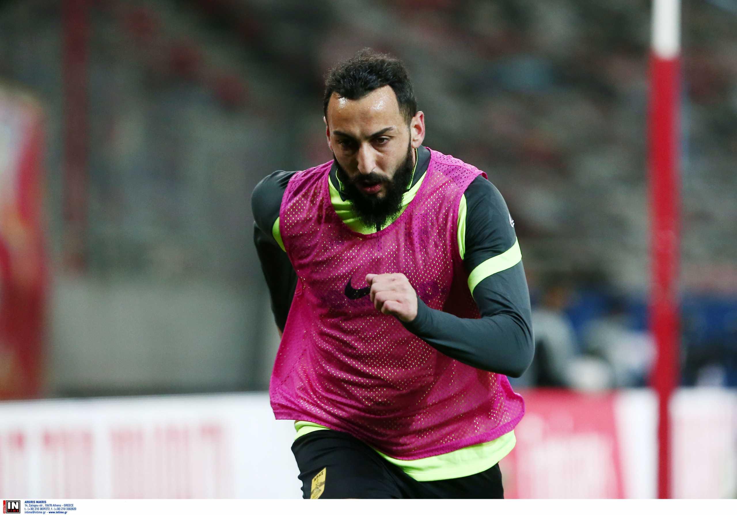 Άρης: Προπονήθηκε κανονικά ο Μήτρογλου και παίζει με ΑΕΚ