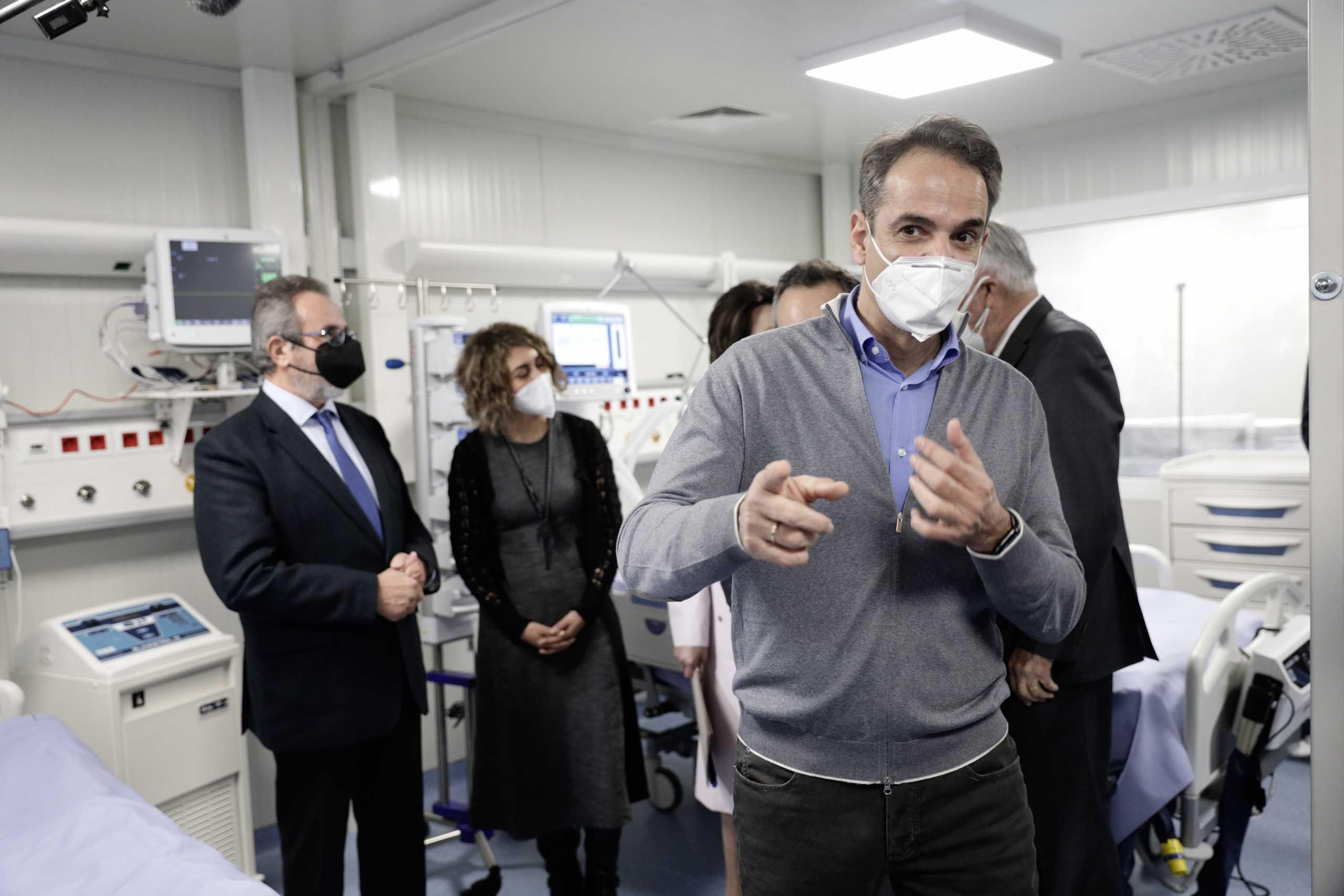 Θεσσαλονίκη: Έτσι ετοιμάστηκε η νέα κινητή ΜΕΘ του νοσοκομείου Παπανικολάου (video)