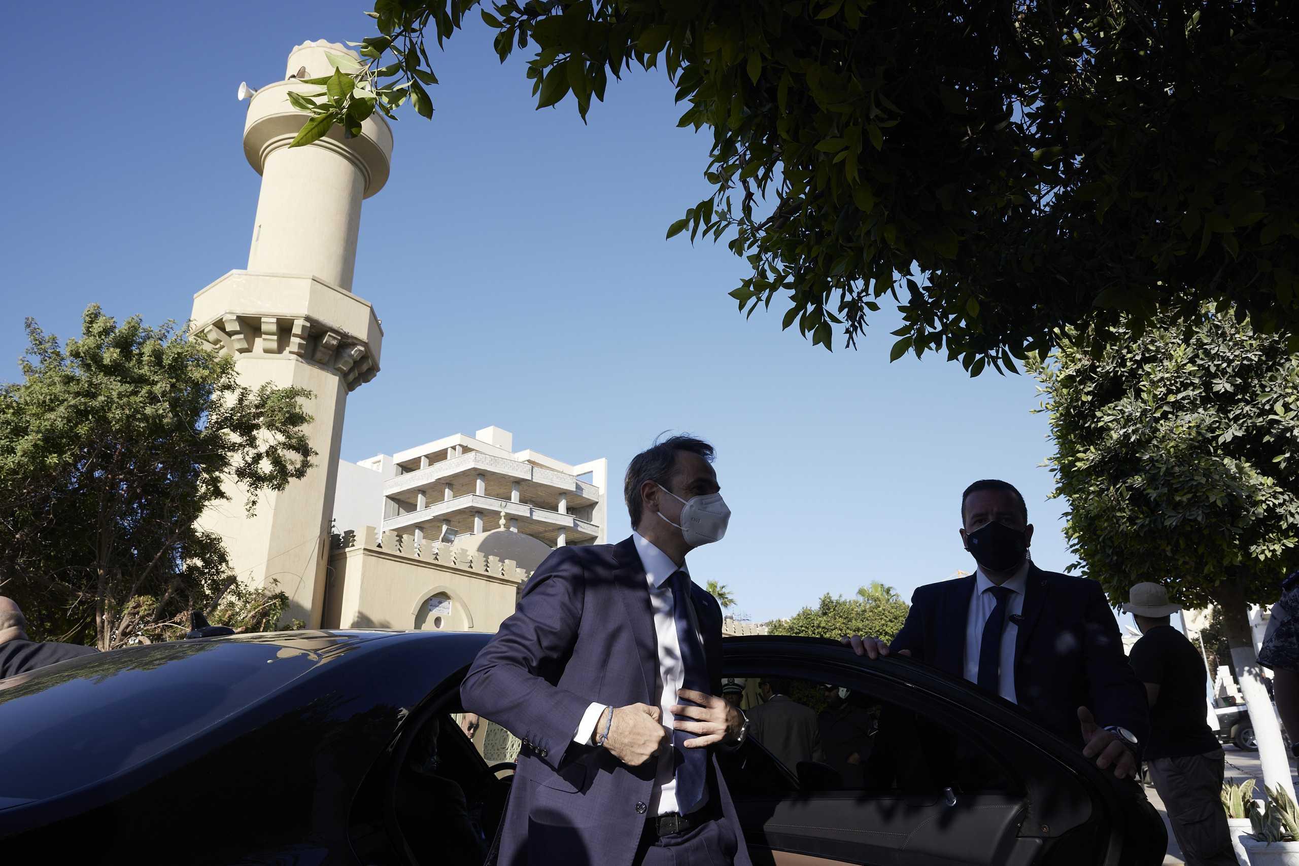 Μητσοτάκης: Στήριξη στη «νέα Λιβύη» και σαφή μηνύματα για το παράνομο μνημόνιο με την Τουρκία