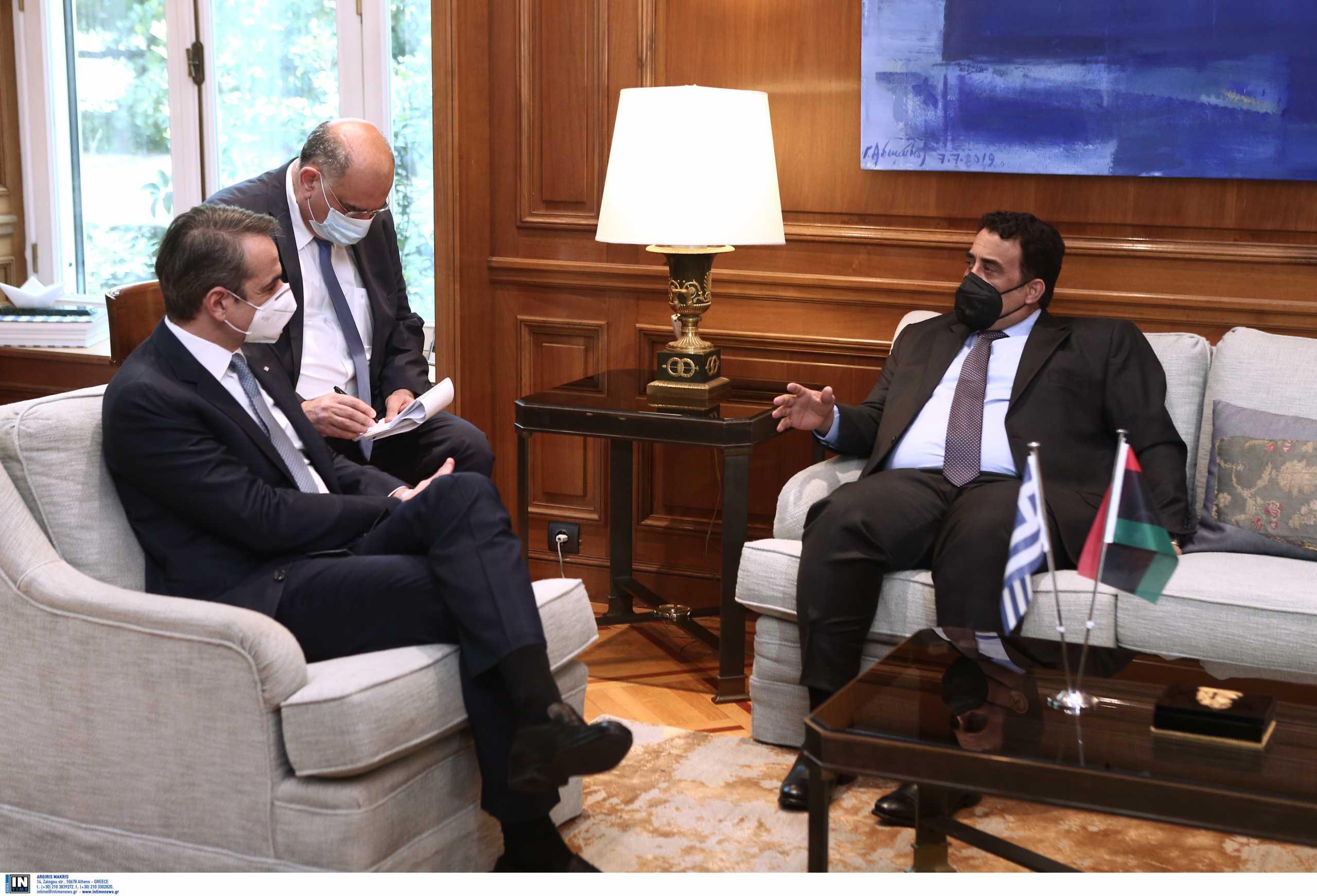 Επανεκκίνηση των συνομιλιών Ελλάδας και Λιβύης για τις θαλάσσιες ζώνες