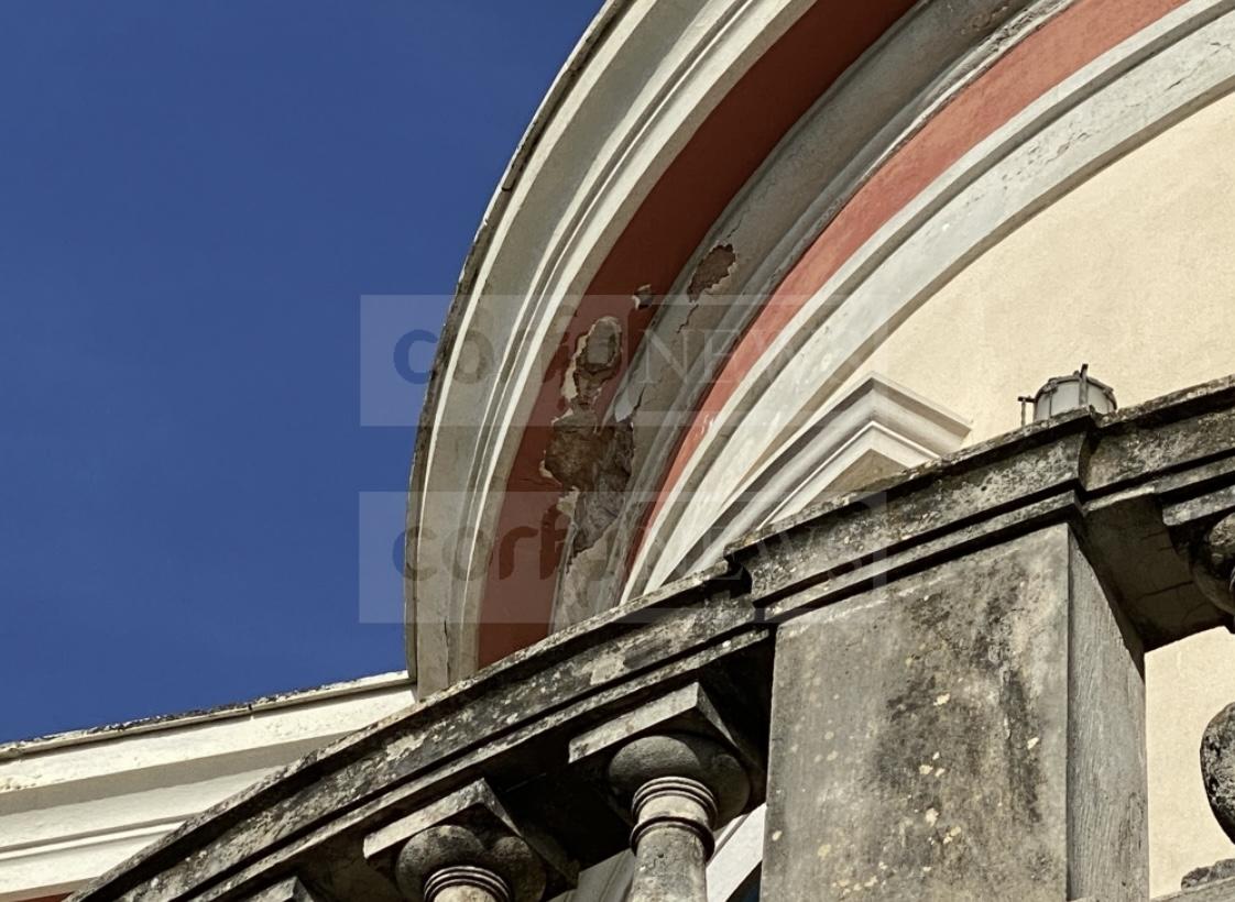 Κέρκυρα: Εικόνες εγκατάλειψης στο Μον Ρεπό που γεννήθηκε ο πρίγκιπας Φίλιππος (pics)