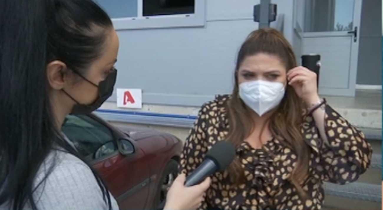 Η Ελένη Μενεγάκη επιστρέφει στο MEGA και η Δανάη Μπάρκα σχολιάζει