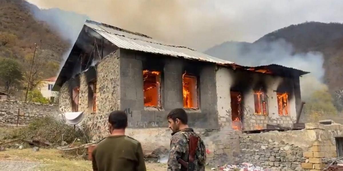 Αζερμπαϊτζάν: Θέλει να καταστρέψει μνημεία και εκκλησίες Αρμενίων στο Ναγκόρνο Καραμπάχ!