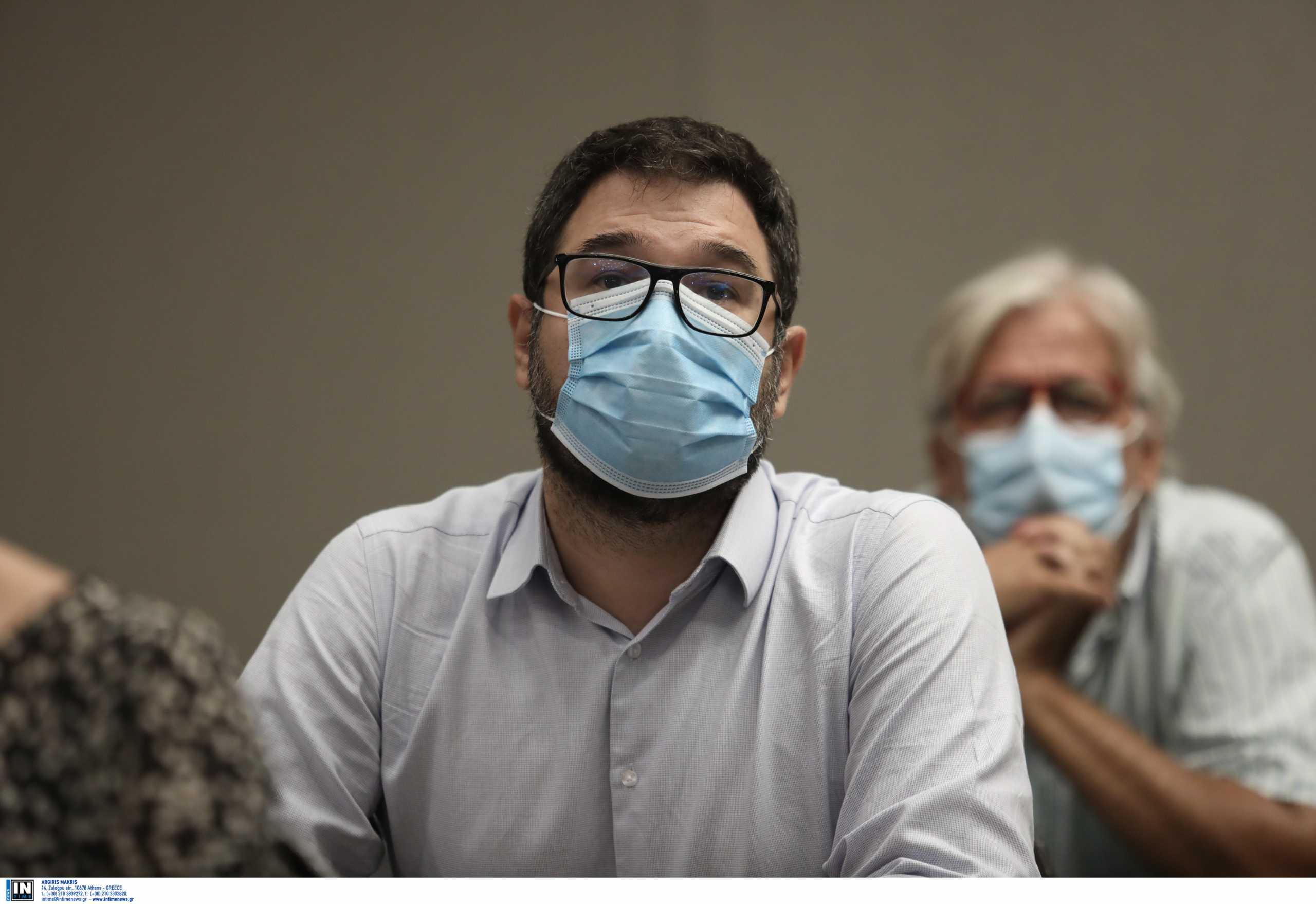 Νάσος Ηλιόπουλος για τις φωτιές: Η κυβέρνηση αρνείται να απαντήσει για τα εναέρια μέσα