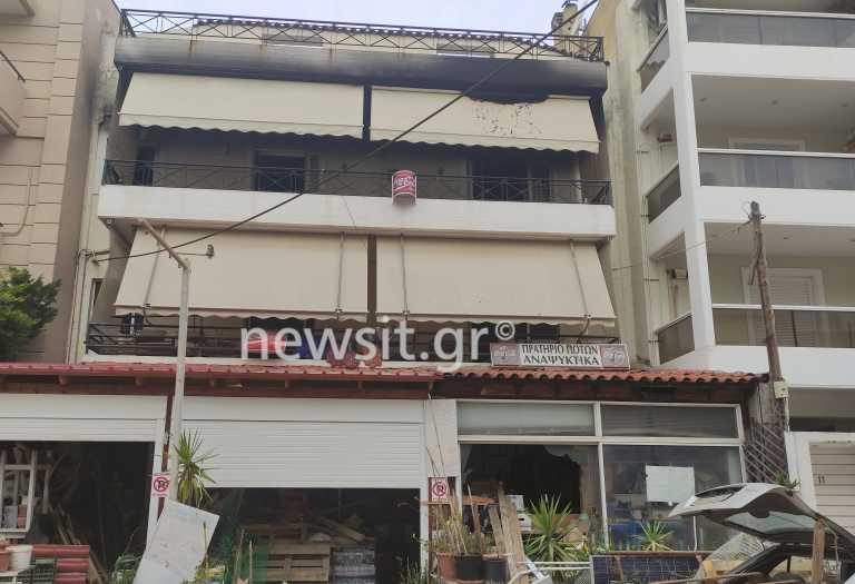 Νέα Ερυθραία: Ανείπωτη τραγωδία στο σπίτι που κάηκε ο 40χρονος - Είχε πεθάνει και η αδερφή του πριν χρόνια - Τι δηλώνει ο πατέρας στο newsit.gr