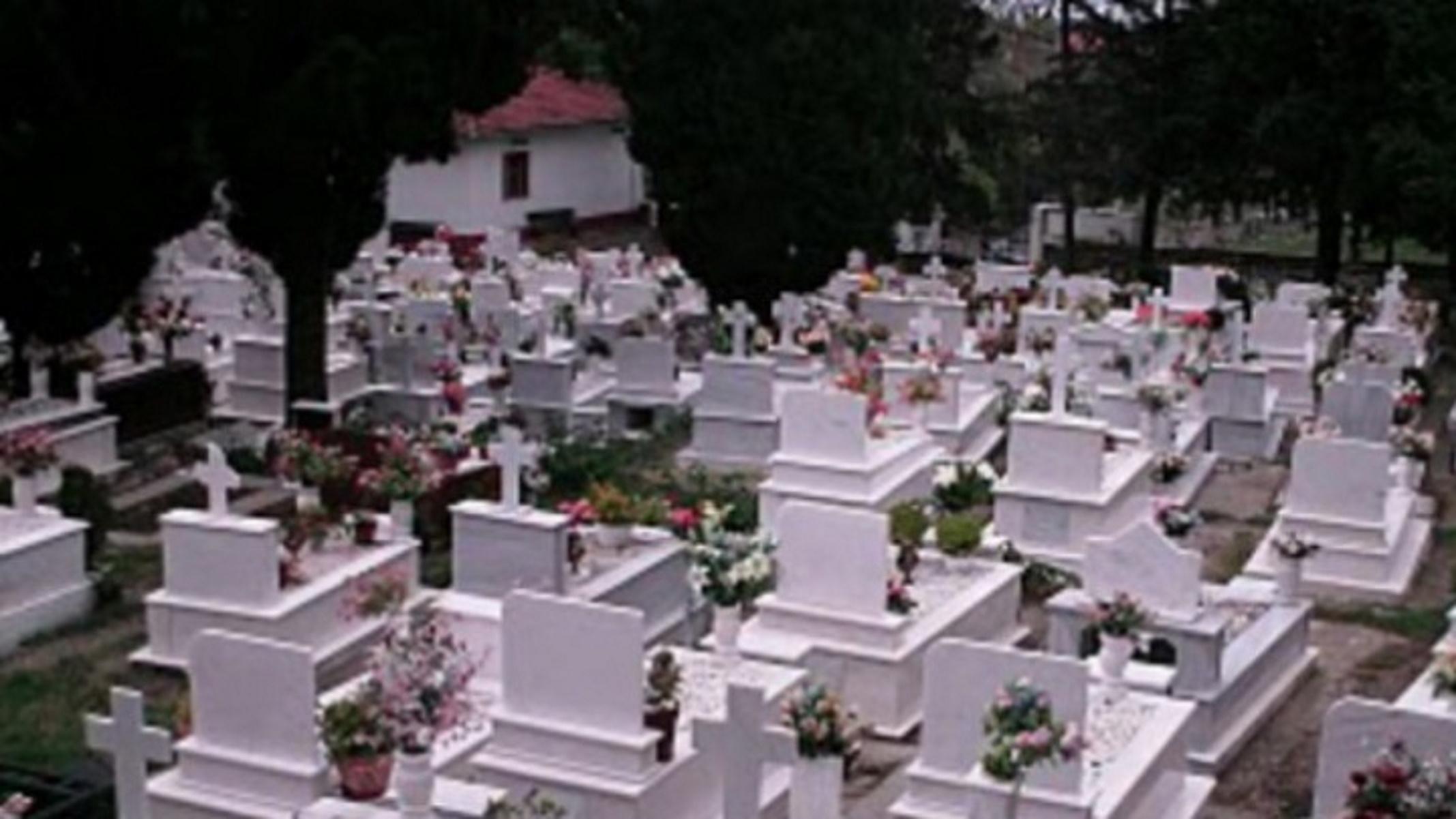 Ευαγγελίστρια Θεσσαλονίκης: Αλλάζουν όψη τα ιστορικά κοιμητήρια