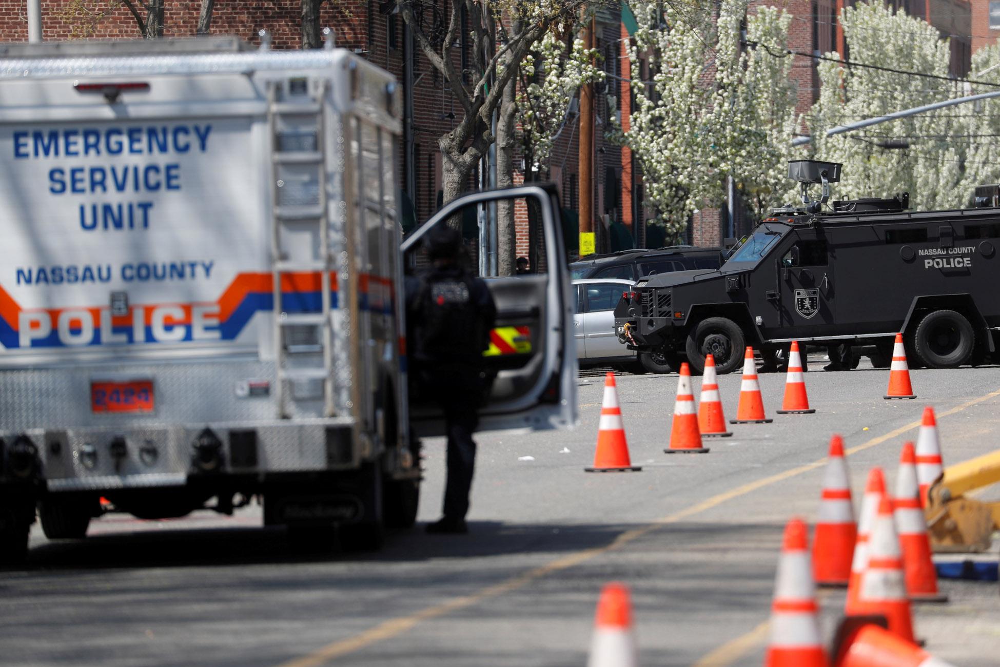 Νέα Υόρκη: Ένας νεκρός και δυο τραυματίες μετά από πυροβολισμούς σε σούπερ μάρκετ