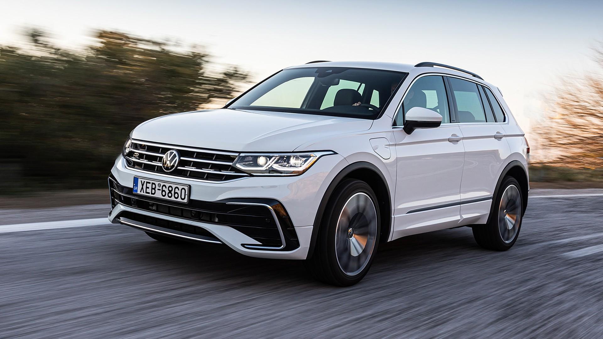 Οι τιμές του ανανεωμένου Volkswagen Tiguan για την ελληνική αγορά (pics)
