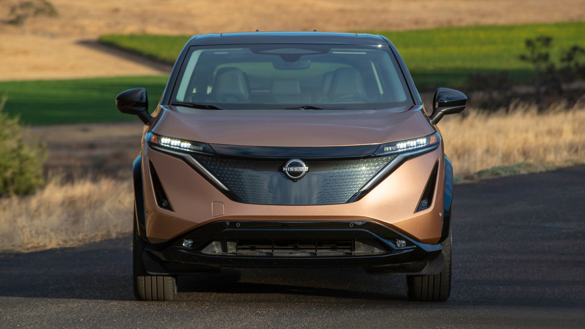 Το νέο αμιγώς ηλεκτρικό SUV της Nissan θα είναι στο μέγεθος του Juke