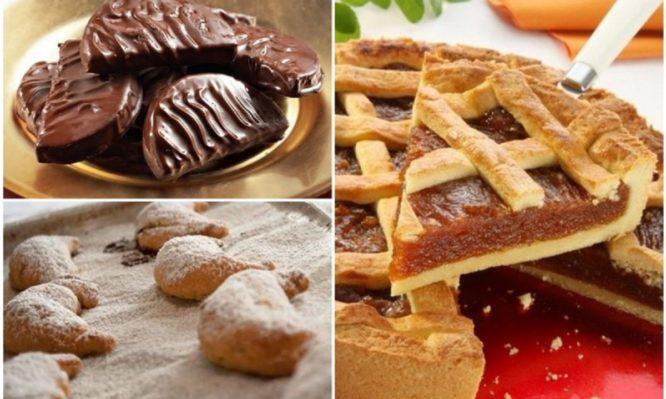 Πέντε νηστίσιμα γλυκά… που θα φας κόλλημα!