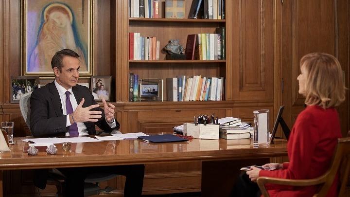 Μητσοτάκης: Κάναμε μια ελληνοτουρκική διαφορά αντικείμενο ευρωτουρκικών σχέσεων!