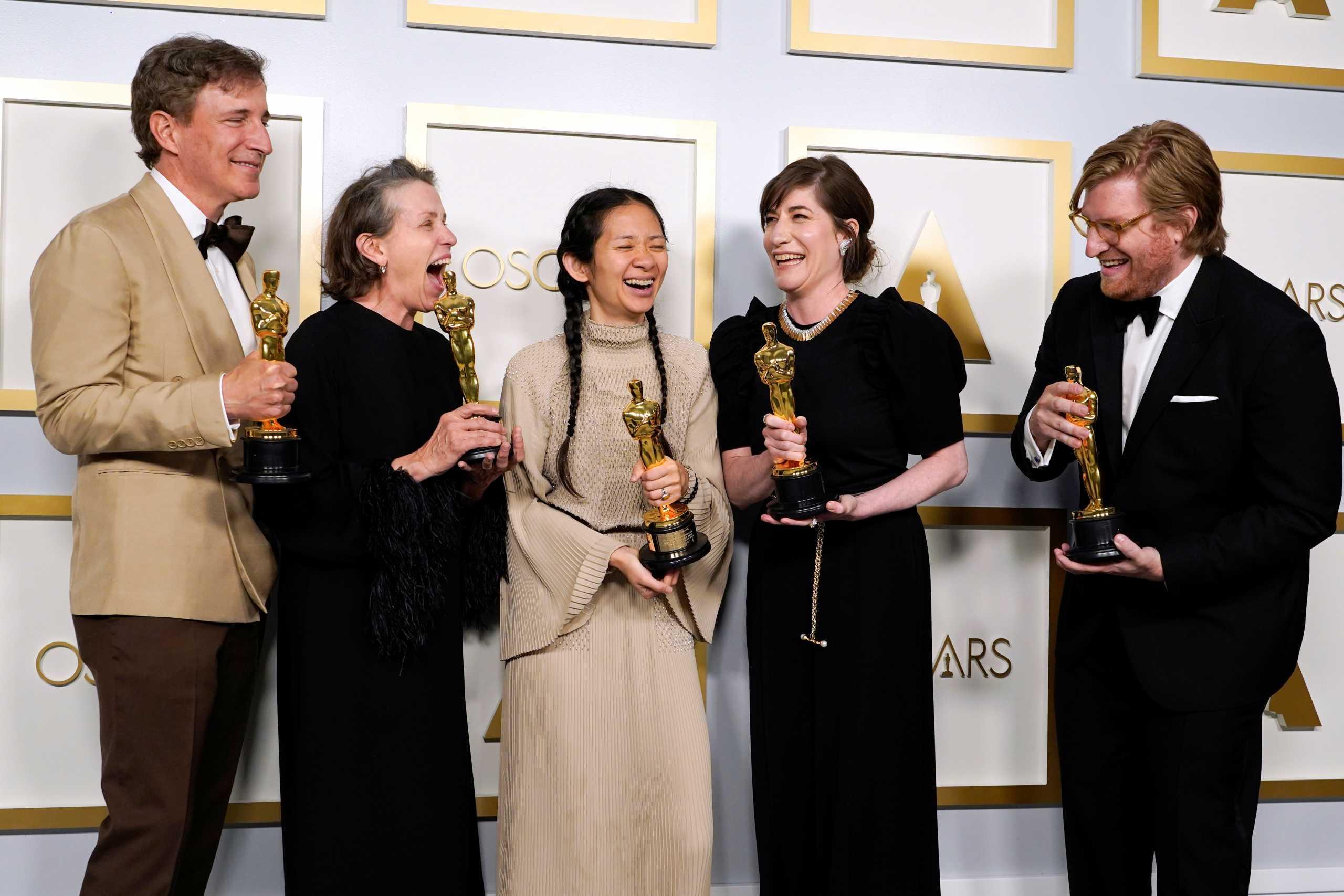 Oscars 2021: Όλη η τελετή απονομής